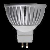 LED Spot 3x1W (Edison) WarmWhite 3000K MR16 12V_