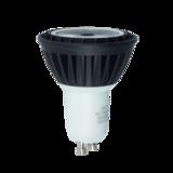 LED Spot 3W (Epistar) WarmWhite 2400K GU10 230V AC (Anti-Glare)_