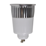 LED Spot 5W RGB GU10 230V AC incl. IR afstandsbediening_