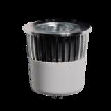 LED Spot 5W RGB MR16 12V incl. IR afstandsbediening_