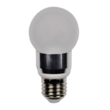 LED Bulb 4W (Epistar) WarmWhite 2300K E27 230V AC Frosted_