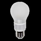 LED Bulb 5W (Epistar) WarmWhite 2300K E27 230V AC Frosted_