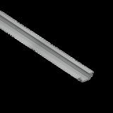 Aluminium Profiel Opbouw 45º 17.8x17.8mm 8 Micron 2M_