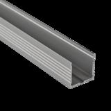 Aluminium Lichtbron (Armatuur) Profiel 35 Micron  2M_