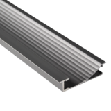 Aluminium Muur Profiel 15 Micron 2M_