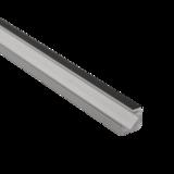 Aluminium 45 graden Profiel 15 Micron 2M_
