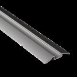 Aluminium Plat Profiel 15 Micron 2M_