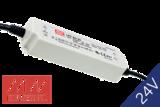 MeanWell LPF-60-24 IP67 PFC 24V 60W_