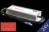 MeanWell HLG-150-24 IP65 PFC 24V 150W_