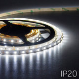 Flexibele LED Strip 3528 CoolWhite 6000K 60LEDs/mtr IP20 _