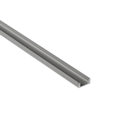 Aluminium Profiel Opbouw 7mm 15 Micron 2M_