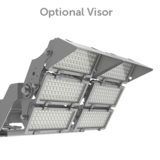 Stadium Floodlight Tavis200-1200W 125-140Lm/W 3000K-4000K-5000K_
