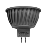 LED Spot 5W (Samsung) WarmWhite 2700K MR16 DC12V_