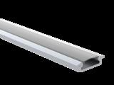 Aluminium Profiel 8,47mm Inbouw 15 Micron 2M_