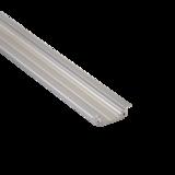 Aluminium Profiel inbouw 8mm x 22 2M_