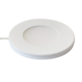 Ultra thin Puck Light White or Nickle_