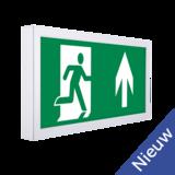 LED Exit sign Enzo 3,6V 1200mah_