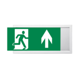 LED Exit sign Enzo 3,6V 1200mah_