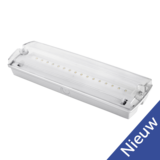 LED Exit sign Alva 3,6V 1200mah_