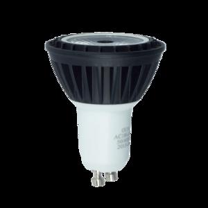 LED Spot 3W (Epistar) WarmWhite 2400K GU10 230V AC (Anti-Glare)