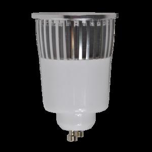 LED Spot 5W RGB GU10 230V AC incl. IR afstandsbediening
