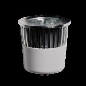 LED Spot 5W RGB MR16 12V incl. IR afstandsbediening