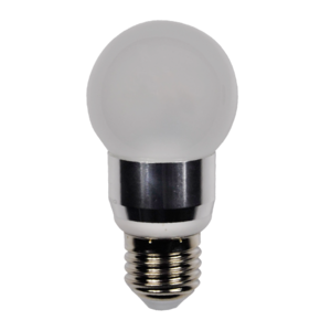 LED Bulb 4W (Epistar) WarmWhite 2300K E27 230V AC Frosted