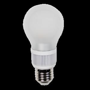 LED Bulb 5W (Epistar) WarmWhite 2300K E27 230V AC Frosted