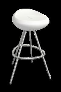 Sputnik high bar stool