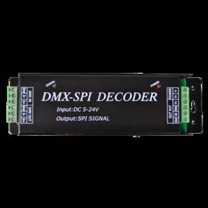 DMX SPI Decoder DC 5-24V