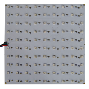 LED SMD RGB plaat 20 x 20cm