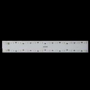 LED SMD RGB plaat 26 x 3,5cm
