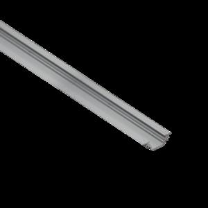 Aluminium Profiel Opbouw 45º 17.8x17.8mm 8 Micron 2M