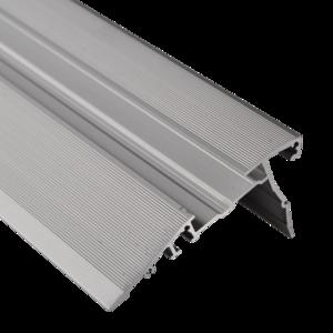 Aluminium Trap Profiel (dubbele strip) 15 Micron 2M