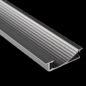 Aluminium Muur Profiel 15 Micron 2M