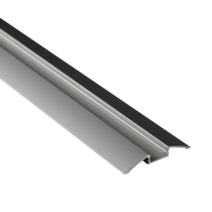 Aluminium Plat Profiel 15 Micron 2M