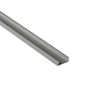 Aluminium Profiel Slimline Opbouw 8,47mm 15 Micron 2M