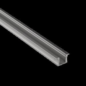 Aluminium Profiel 15mm verzonken 15 Micron 2M