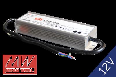 MeanWell HLG-240-12 IP65 PFC 12V 240W