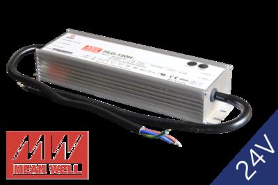 MeanWell HLG-150-24 IP65 PFC 24V 150W