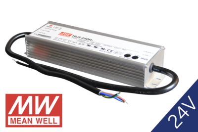 MeanWell HLG-240-24 IP65 PFC 24V 240W