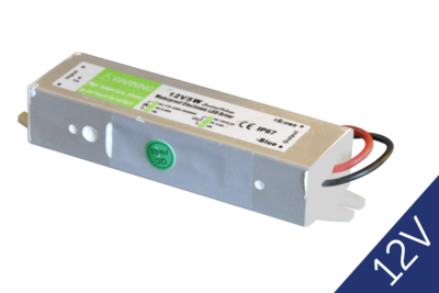 Transformator 12V 5W IP67