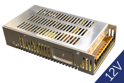 Transformator 12V 200W IP20