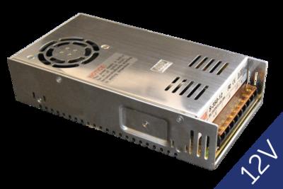 Transformator 12V 350W IP20