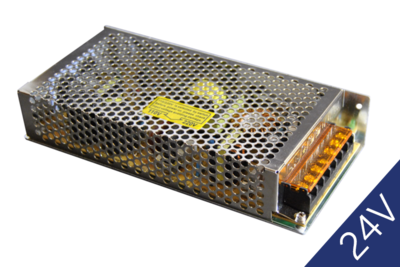 Transformator 24V 100W IP20