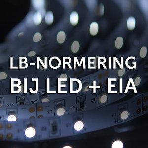 LB-NORMERING BIJ LED