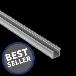 Aluminium Profiel Opbouw 15mm 15 Micron 2M