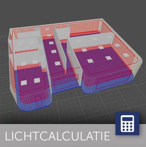 Lichtcalculatie
