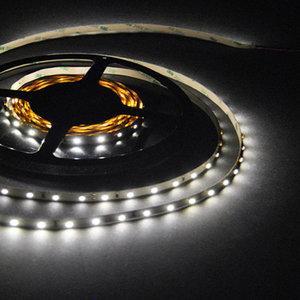 Flexibele LED Strip 3528 Natural White 4000K 60LEDs/mtr IP20