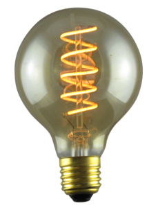 E27 LED FILAMENT BULB 4W (OPAL)